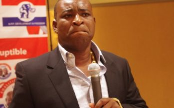 Don't Neglect NPP Grassroots – Wontumi to Ministers, MMDCEs