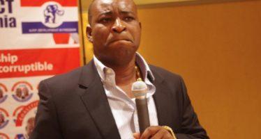BREAKING:NPP's Chairman Wontumi Arrested