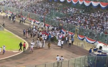Pictures: NPP Fundraising In Kumasi+ Kayayei Donated GHS 5,000