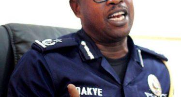 Police Rubbish DCOP Kofi Boakye Assassination Attempt; Say They Shot A Mad Man