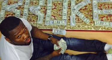 """50 Cent Ordered To Court For Spelling """"B-R-O-K-E"""" With $100 Stacks"""