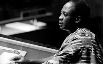 How Kwame Nkrumah Was Overthrown By Kotoka/Afrifa With The Help Of CIA