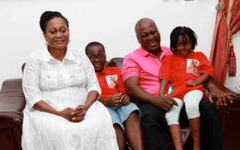Here is why Lordina Mahama Has Been Absent From Public Functions, Insider Reports.
