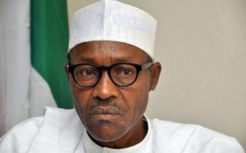 Prez. Buhari Returns To Nigeria After Long UK Medical Break