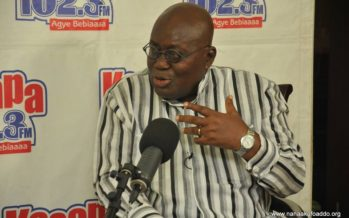 Ken Agyapong does not Surprise me.. I Know the Sort of Person he is – Nana Addo