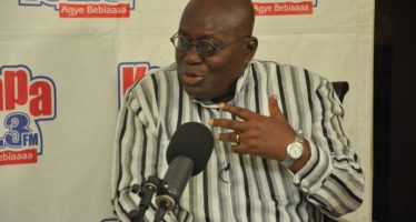 Nana Addo Is 'A Bad Old Man' Who Is Takes Pride In Violence- Omane Boamah