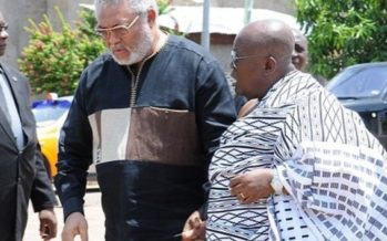 Rawlings Wants Presidents to Serve 5-year Terms