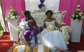 Kwaw Kesse and Wife, Pokuaa Welcome their First Child