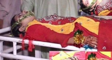 PHOTO: 17-year-old Killed By Husband For Not Being a VIRGIN on Wedding Night..