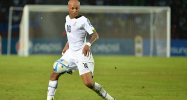 "Andre Ayew: ""I will never join Paris Saint-Germain"""
