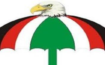 NDC Sacks Four Executives In Upper West Region
