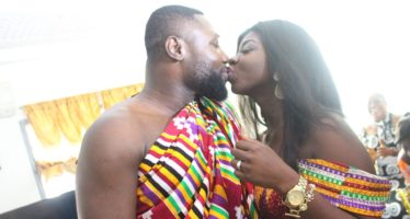 Check out Some Colourful PHOTOS from the Traditional Wedding of Kumawood Actor Koo Musuo