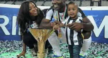 GFA Makes Another Move to Talk to Kwadwo Asamoah About Coming Back
