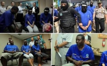 Heartbreaking Photos of the 3 Nigerians Executed in Indonesia
