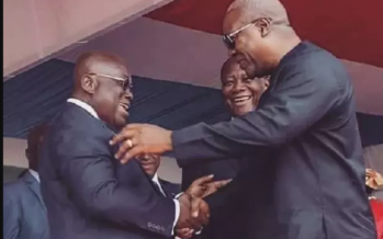 Mahama Wants Akufo-Addo To Do This Crucial Thing For Him
