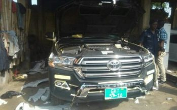 Over 60 'Missing' State Vehicles Discovered In Nsawam