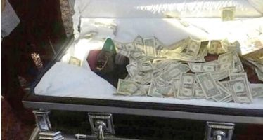 Man Buried with $55,000 to Bribe God on Judgement Day