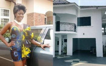 PHOTOS: Actress, Nana Akua-Addo Gets a $1m Mansion Gift from her Lover