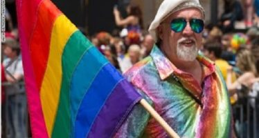 Creator Of The Lesbian, Gay, Bisexual And Transgender Flag Dies at 65