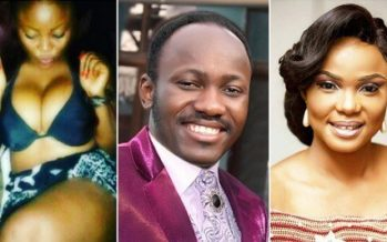 Another Lady Accuses Apostle Suleman of having Threesomes With Her and an Actress