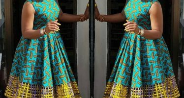 PHOTOS of Beautiful Ankara Dress Styles For Highly Stylish Ladies