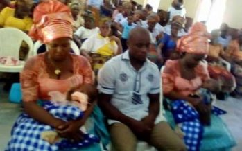 Impregnated by Same Man-  Twin Sisters  Dedicate their Children to God