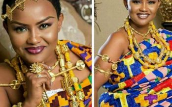 Nana Ama McBrown just Broke the Internet with these Queenly PHOTOS on her Birthday