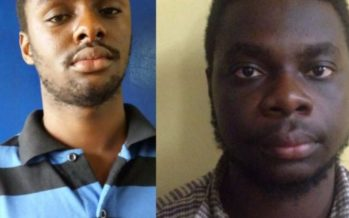 These 2 Legon Students have been Arrested For Circulating Naked PHOTOS Online For Credit
