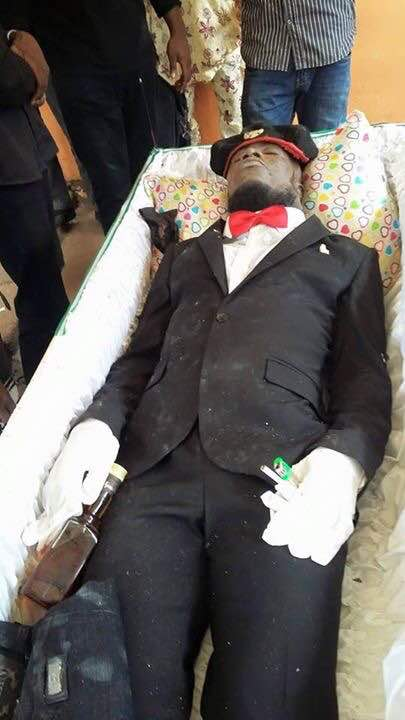 You'll be Shocked that this 'Sakawa Boy' was Buried with Wee