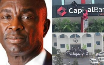 You'll Weep for Kofi Amoabeng When you See What GCB did to UT Bank this Afternoon