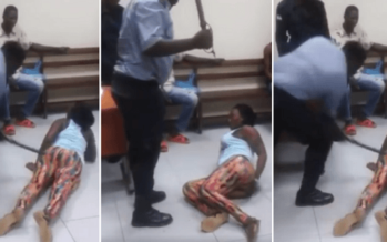 Man Flogs his Wife with Cane for Closing her Legs when he Tried to Sleep with her