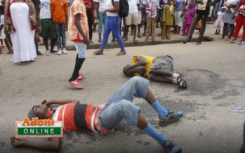 Girl Dies During 'One Corner' Competition in Cape Coast