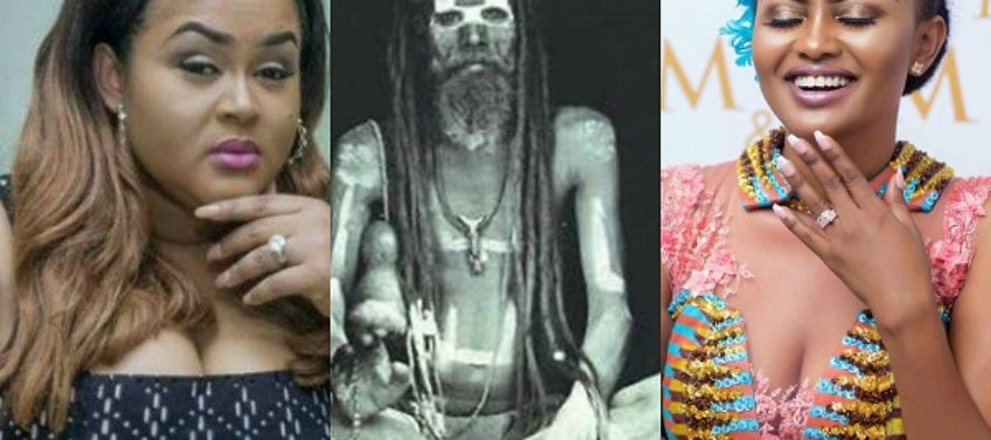 I did not Take Nana Ama McBrown to a Juju Man to Cause her Accident – Vivian Jill