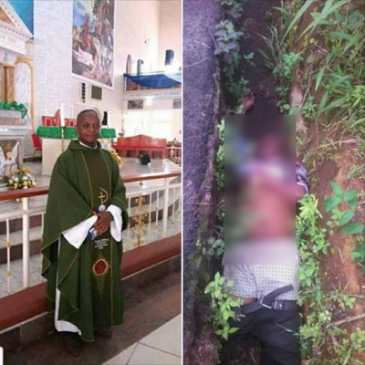 PHOTOS: A Rev Father has been Kidnapped and Murdered and Everyone is Shocked