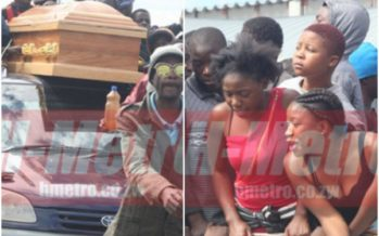PHOTOS: Mourners Get Free S*x from Prostitutes at a Thief's Funeral