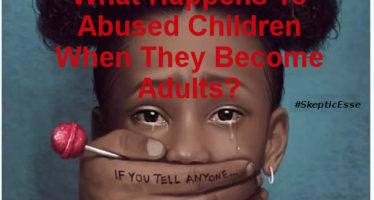 Here Is What Happens To Abused Children When They Become Adults
