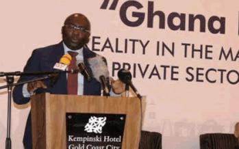 """Ghana To Earn $450 Billion From Bauxite Deposits""-Veep"