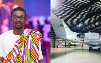 PHOTOS: The CEO of Zylofon Media has Just Bought a $66.5 Million Private Jet