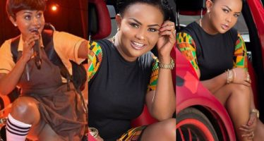 People are Mad at Nana Ama McBrown for Opening her Legs in New Photos