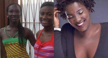 Ebony Reigns' Throwback Photo will Make you Sad