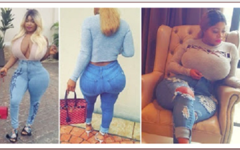 Roman goddess Shares Super Hot Pictures that'll Make you Sin… (Photos)