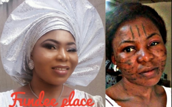 Fraud Alert: The Before and After Photos of this Bride will Make you Sad for her Husband