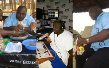 Asempa FM's KABA was Fat and a Foodie, Maybe that's why he Died. Other Presenters may Die Soon