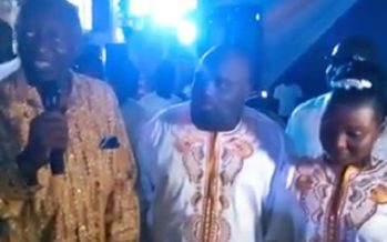 Listen to what Ex-Prez Kufour Said about KABA when he Attended his Wedding Last Year