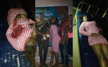 Sad Photos: She was Mistakenly Shot to Death whiles Dancing at her Graduation Party