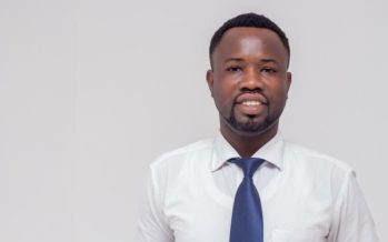 Meet Akakpo Of Zylofon FM, Voice Of Mingle X Campus Connect