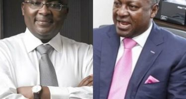 Bawumia Just Schooled Mahama on GhanaPost and it is Revealing.