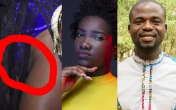 Read Manasseh Azure's Love Letter to Ebony Reigns on Showing her V.agina to the World