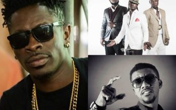 VVIP have Just Replied Shatta Wale and he Needs to See they are Saying About his Beef with Wizkid