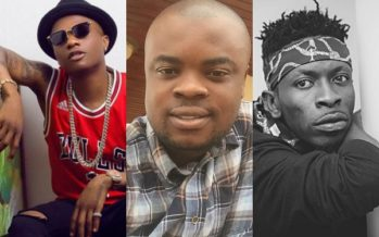 Shatta Wale/WizKid: NSIAH ASANTE on why Shatta Wale Needs to Shut up Asap.